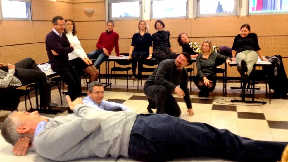 team building innovant - la bonne pause - quick win